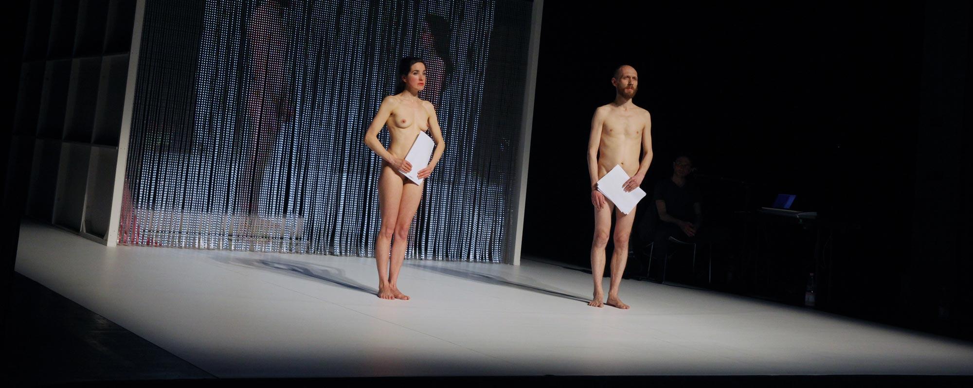 Teater naken